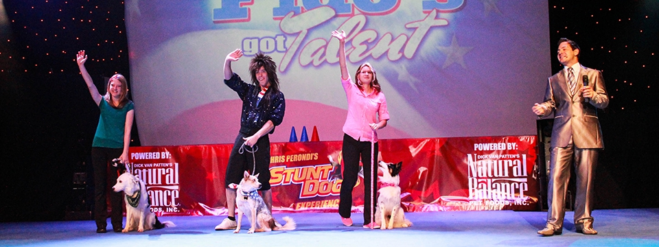 FIDO'S GOT TALENT! TM